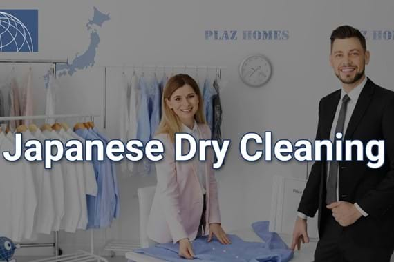 Japanese Dry Cleaning and English-Speaking Dry Cleaning Services in Tokyo