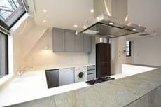 Mita Town House - Luxury Apartment for Rent in Minato-ku