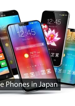 Where to Buy SIM Free (unlocked) Phones in Japan