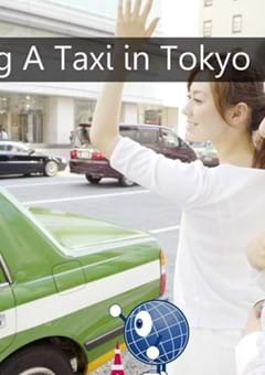 Catching A Taxi in Tokyo: Everything you Need to Know