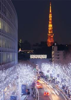 Christmas in Roppongi: Things to do