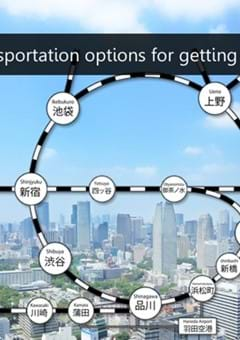 Getting around in Tokyo: A guide to transportation options