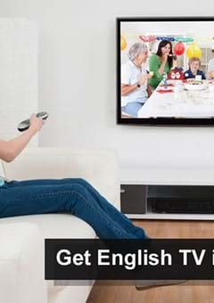 Japanese Streaming, Cable and More: Watch English TV in Japan