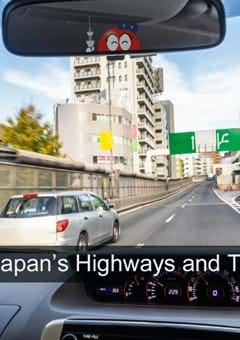 Driving on Japan's Highways and Toll Roads