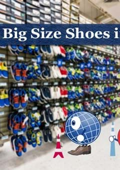 Large-size shoes for foreigners - Where to find them in Tokyo