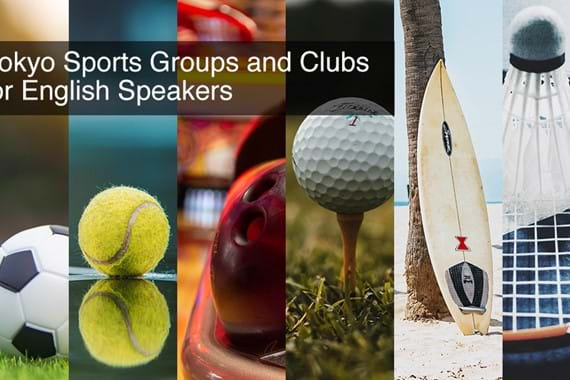 Tokyo Sports Groups and Clubs for English Speakers