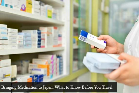 Bringing Medication to Japan: What to Know Before You Travel