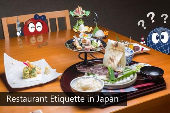 Restaurant Etiquette in Japan: How to Avoid Serious Faux Pas