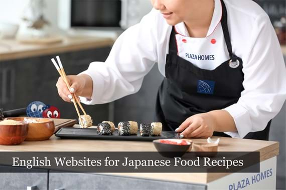 Free English Websites for Japanese Food Recipes