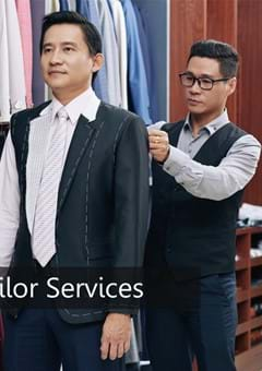 Tokyo Tailor Services to Help You Look Your Best