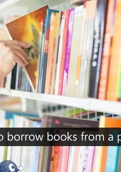 How to borrow books from a public library in Japan - Tokyo
