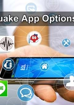 Earthquake App Options: 6 Smart Choices for your Smartphone
