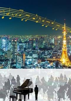 Classical Music - Suntory Hall, New National Theatre and Other Noted Venues