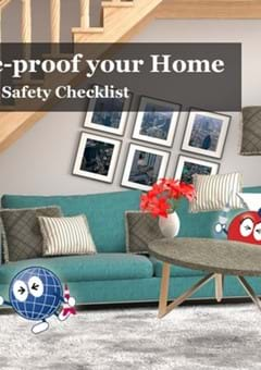 Earthquake-proof your Home: A Simple Safety Checklist