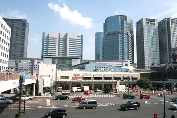 品川駅 Shinagawa Station.jpg