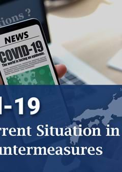 Covid-19: The Current Situation in Japan and Countermeasures