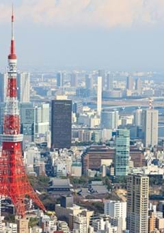 Tokyo Tower Still Proudly Watches Over the City
